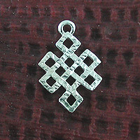 Feng shui jewelry - mystic knot